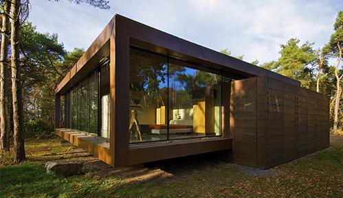 Architect hilversum duurzaam milieubewust en energiezuinig for Zelf huis bouwen kostprijs